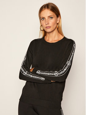MICHAEL Michael Kors MICHAEL Michael Kors Sweatshirt Fashion Basics MU06PC0BVC Schwarz Regular Fit