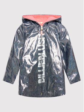 Billieblush Billieblush Płaszcz U16298 Srebrny Regular Fit