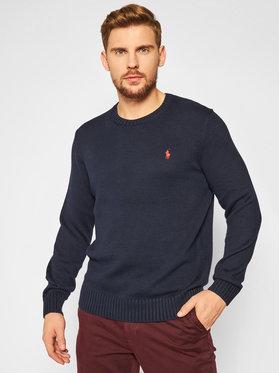 Polo Ralph Lauren Polo Ralph Lauren Пуловер Classic 710810846001 Тъмносин Regular Fit