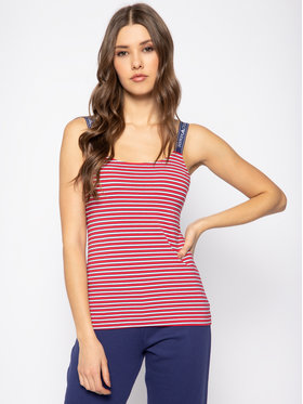 Emporio Armani Emporio Armani Top 164319 0P219 31774 Rosso Regular Fit