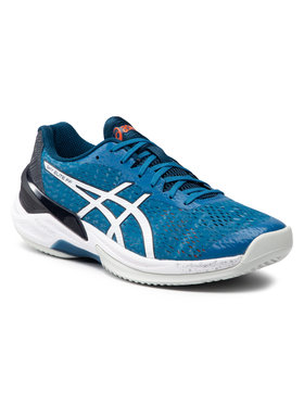 Asics Asics Topánky 1051A031 Modrá
