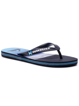 Quiksilver Quiksilver Flip flop AQYL100935 Negru