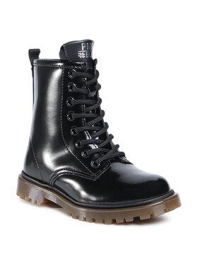 Primigi Primigi Turistická obuv 6428511 M Černá