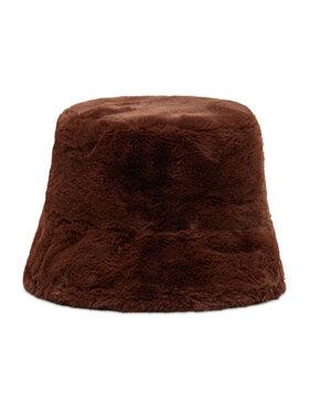 Pinko Pinko Kapelusz Bucket Obbedire Cappello. 1Q200D Y7NF Brązowy