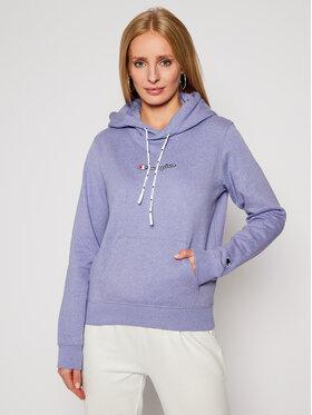 Champion Champion Sweatshirt 113198 Violet Regular Fit