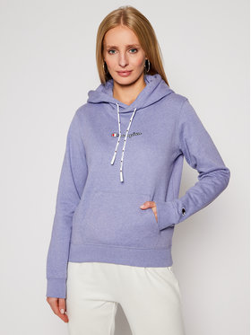 Champion Champion Sweatshirt 113198 Violett Regular Fit