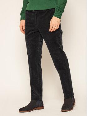 Oscar Jacobson Oscar Jacobson Pantaloni din material Denz 5170 7548 Negru Regular Fit