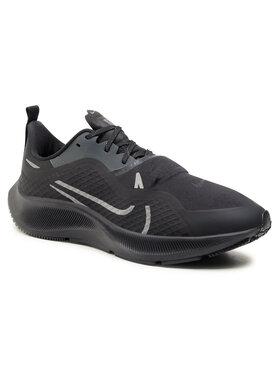 Nike Nike Boty Air Zm Pegasus 37 Shield CQ7935 001 Černá