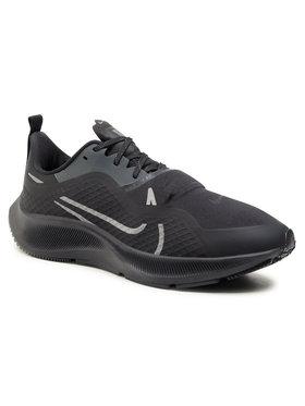 Nike Nike Topánky Air Zm Pegasus 37 Shield CQ7935 001 Čierna