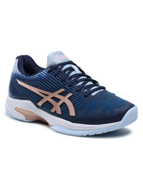 Asics Asics Buty Solution Speed Ff 1042A002 Granatowy