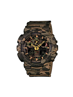 G-Shock G-Shock Laikrodis GA-100CM-5AER Ruda