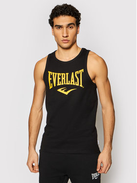 Everlast EVERLAST Tank top 20127113-22 Czarny Regular Fit