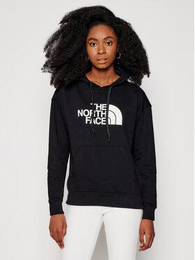 The North Face The North Face Majica dugih rukava W Light Drew Peak Hoodie NF0A3RZ4JK31 Crna Regular Fit