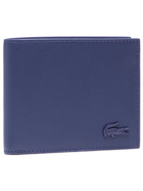 Lacoste Lacoste Didelė Vyriška Piniginė S Billfold NH3456DD Tamsiai mėlyna