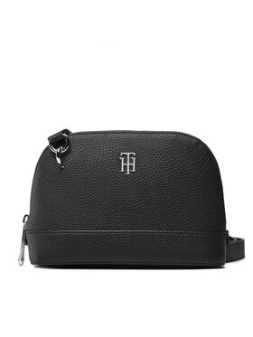 Tommy Hilfiger Tommy Hilfiger Torbica Th Element Crossover AW0AW10491 Crna