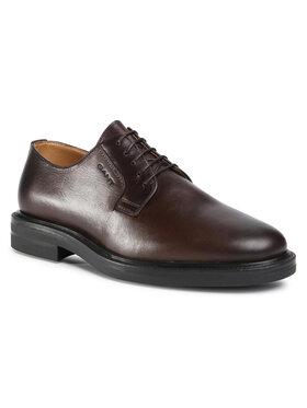 Gant Gant Κλειστά παπούτσια Kyree 21631025 Καφέ