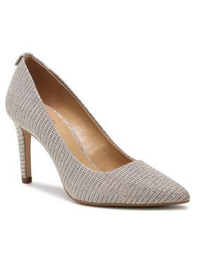 MICHAEL Michael Kors MICHAEL Michael Kors Pantofi cu toc subțire Dorothy Flex Pump 40S1DOMP1D Auriu