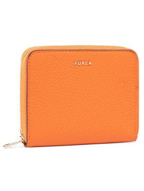 Furla Furla Malá dámská peněženka Babylon PCY1UNO-HSF000-BG600-1-007-20-CN-P Oranžová