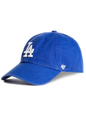 47 Brand 47 Brand Cap Los Angeles Dodgers B-RGW12GWS-RY Dunkelblau