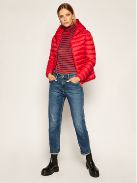 Save The Duck Save The Duck Daunenjacke D3362W GIGAY Rot Regular Fit