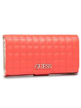 Guess Guess Veľká dámska peňaženka Matrix (VG) Slg SWVG77 40590 Červená