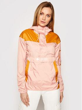 Columbia Columbia Anorak jakna Challenger 1870951 Ružičasta Regular Fit