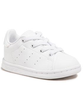 adidas adidas Buty Stan Smith El I FY2676 Biały