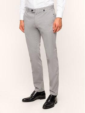 JOOP! Joop! Pantalon en tissu 30017330 Gris Slim Fit