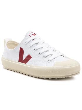 Veja Veja Sneakers aus Stoff Nova Canvas NA012005A Weiß