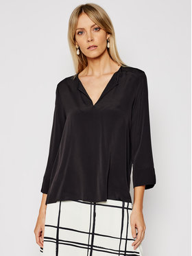 Marella Marella Блуза Ninetta 31112611200 Черен Regular Fit