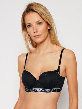 Emporio Armani Underwear Emporio Armani Underwear Biustonosz balkonetka 164353 0A317 00020 Czarny