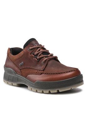 ECCO ECCO Turistická obuv Track 25 M GORE-TEX 83171452600 Hnědá