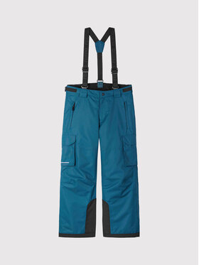 Reima Reima Lyžařské kalhoty Laskija 532243 Modrá Regular Fit
