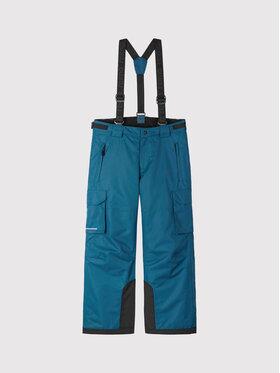 Reima Reima Pantaloni de schi Laskija 532243 Albastru Regular Fit