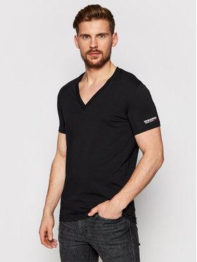 Dsquared2 Underwear Dsquared2 Underwear T-Shirt D9M453520.00113 Černá Slim Fit