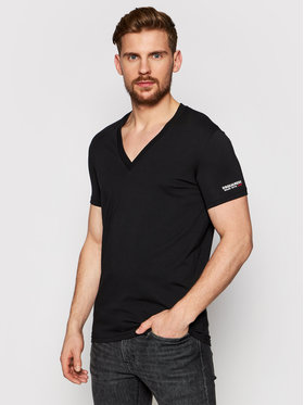 Dsquared2 Underwear Dsquared2 Underwear T-shirt D9M453520.00113 Nero Slim Fit