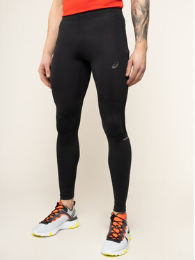 Asics Asics Legginsy Race Tight 2011A819 Czarny Tight Fit
