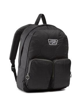 Vans Vans Plecak Long Haul Backpack VN0A4S6XBLK1 Czarny