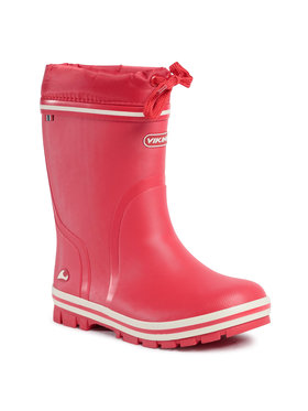 Viking Viking Bottes de pluie New Splash Vinter 1-16160-10 Rouge