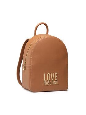 LOVE MOSCHINO LOVE MOSCHINO Plecak JC4109PP1DLJ020A Brązowy