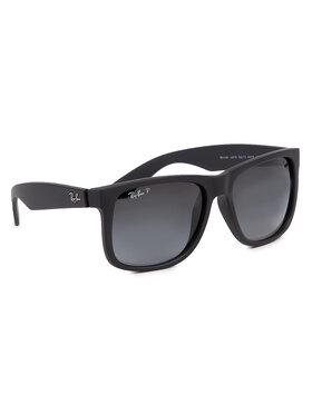 Ray-Ban Ray-Ban Okulary przeciwsłoneczne Justin Classic 0RB4165 622/T3 Czarny
