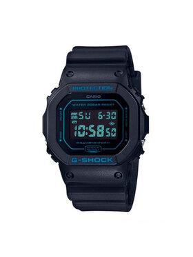 G-Shock G-Shock Ρολόι DW-5600BBM-1ER Μαύρο