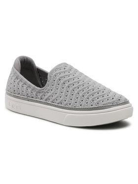 Ugg Ugg Sneakers aus Stoff K Caplan Slip-On 1117452K Grau