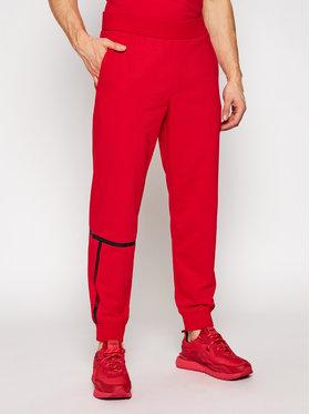 Armani Exchange Armani Exchange Pantaloni da tuta 3KZPFE ZJ9FZ 1400 Rosso Regular Fit