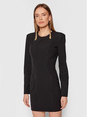 Silvian Heach Silvian Heach Коктейльне плаття Norrebo PGA21160VE Чорний Slim Fit