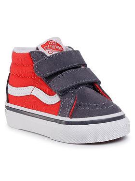 Vans Vans Sneakersy Sk8-Mid Reissue V VN0A348JWKX1 Sivá