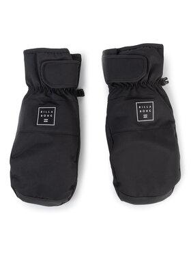 Billabong Billabong Lyžařské rukavice Lark Mitts Q6GL03BIF9 Černá