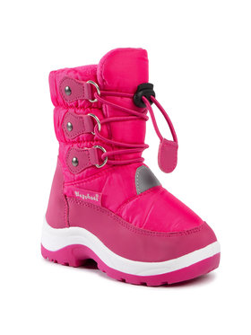 Playshoes Playshoes Śniegowce 193011 Różowy