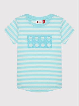 LEGO Wear LEGO Wear T-Shirt 11010106 Blau Regular Fit