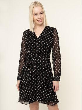 Marella Marella Kleid für den Alltag 32262096 Schwarz Regular Fit